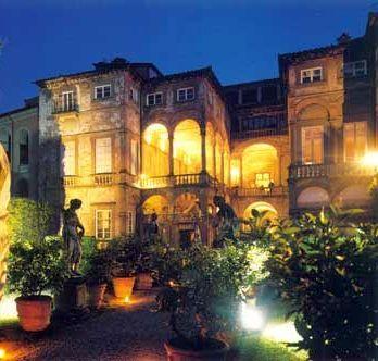 Tuscany landscape design