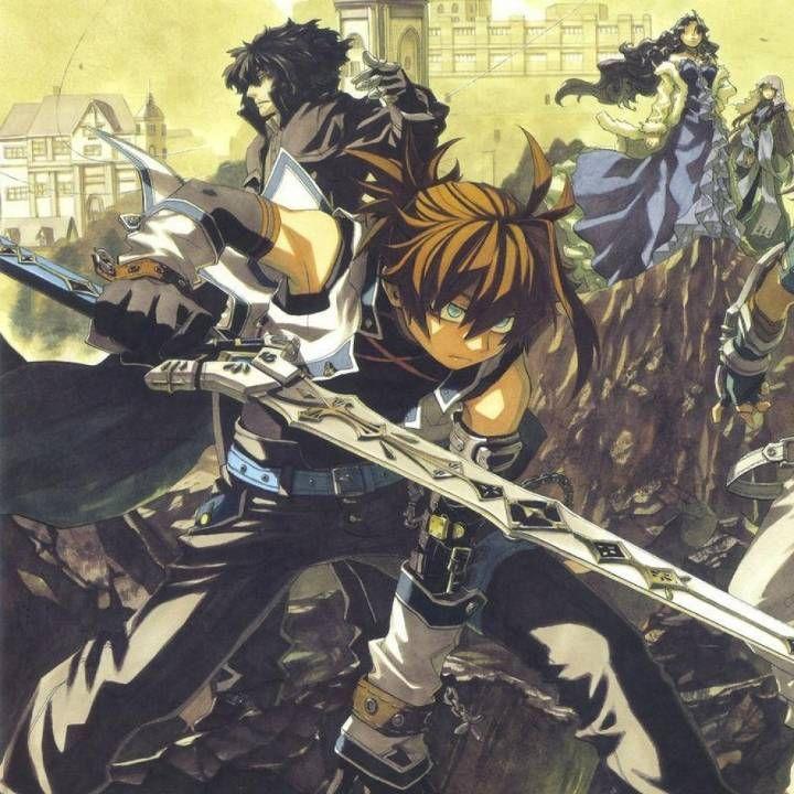 Chrome shielded regions Anime love, Anime lovers