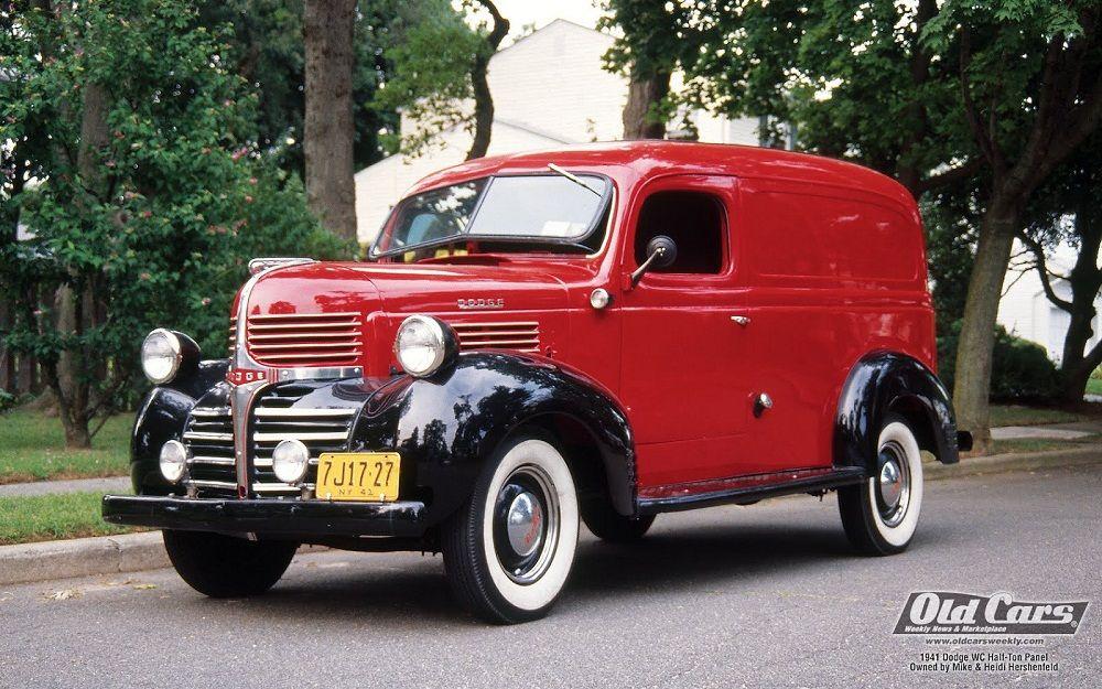 1948 Dodge Panel Delivery | Panel Trucks | Pinterest | Delivery ...