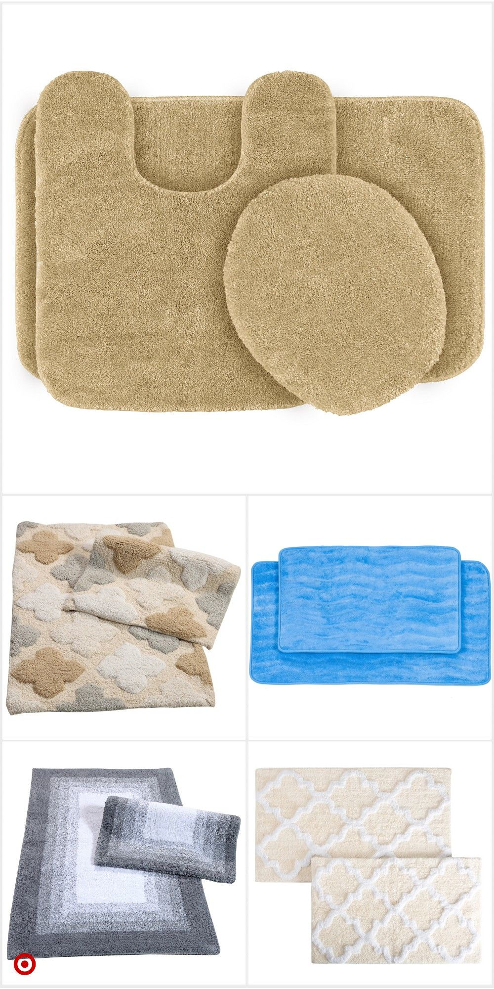 Shop Target for bath mat set you will love at great low prices