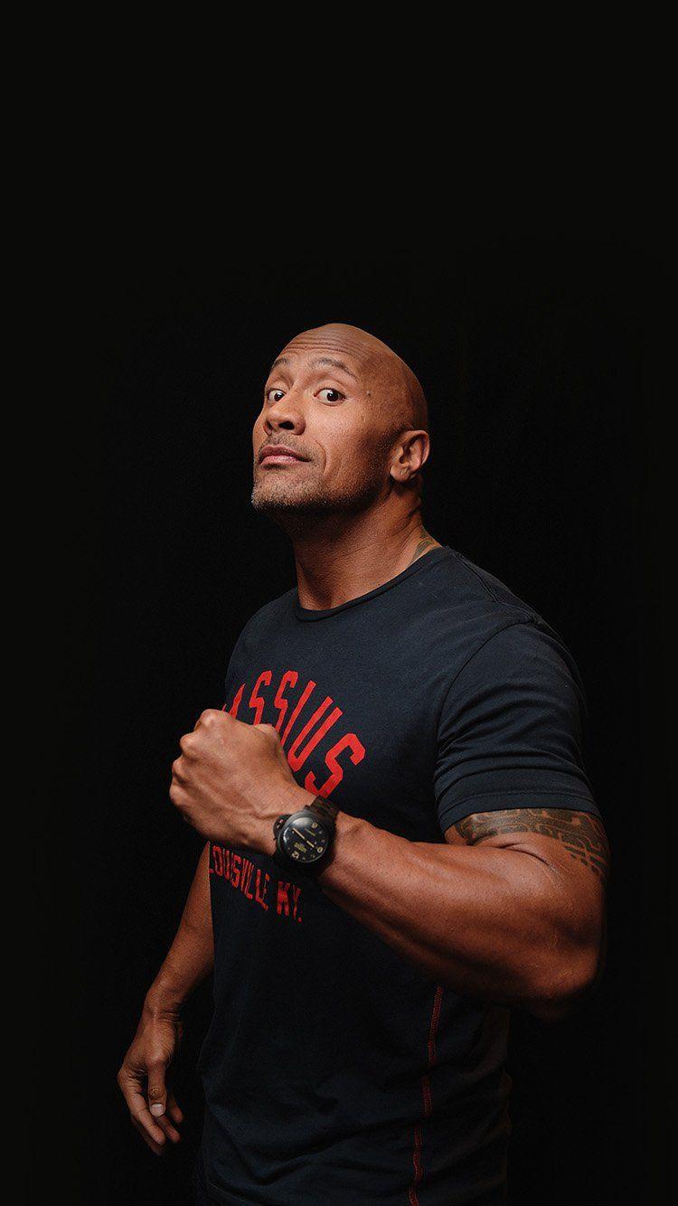 Dwayne The Rock Dark Guy Power Wallpaper Hd Iphone The Rock Dwayne Johnson Rock Johnson Dwayne The Rock