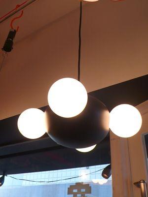lighting of DMC SHOP