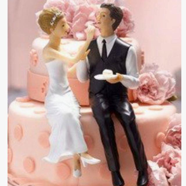 CUTEST CAKE TOPPER EVER :))))) <3