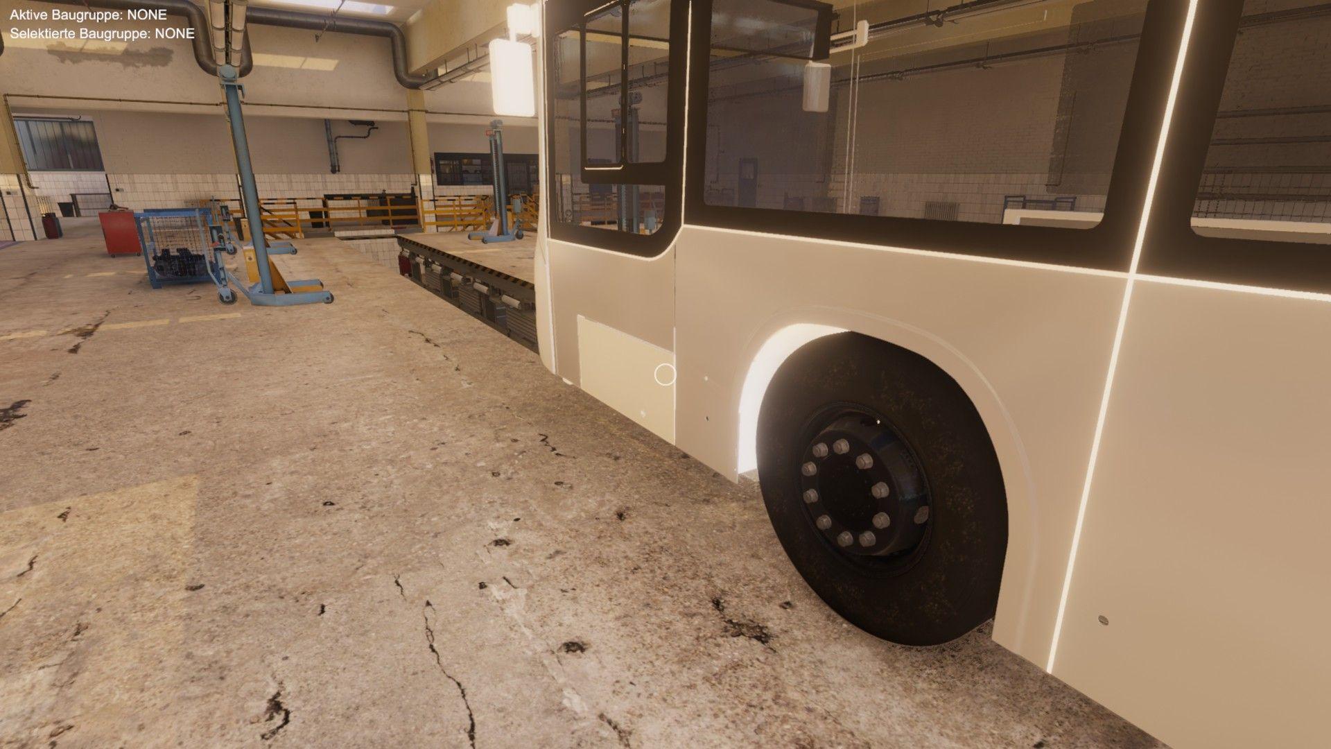 Bus Mechanic Simulator Ad , Ad, Bus, Mechanic,