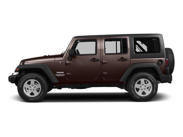 My Dream Car A Sahara Jeep Wrangler In A Chocolate Brown Color