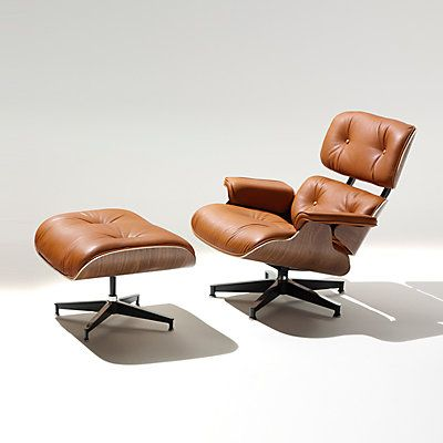 Eames Lounge and Ottoman   Lounge Chair   Herman Miller  Classicassembly ES67071 real eames lounge chair copper  400 400    Want  . Eames Lounge Chair And Ottoman Walnut Frame Standard Leather. Home Design Ideas