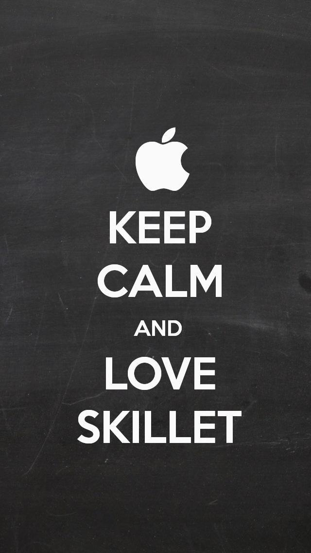 Skillet Logo Wallpaper 10688