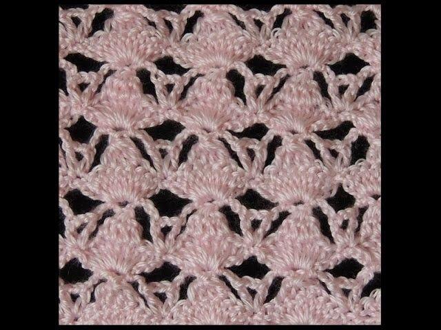 Crochet : Punto Fantasía # 10