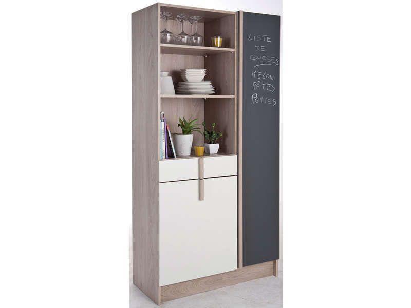 Buffet de cuisine URBAN - Vente de Meuble de cuisine - Conforama - Conforama Meuble De Cuisine