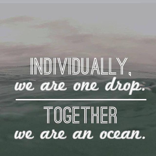 Reposting @lornelas0: We´re an ocean...⠀ #business # ...