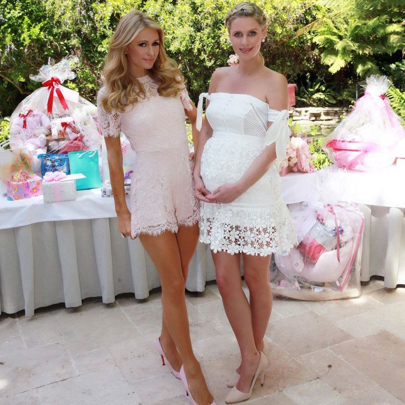 Nicky Hilton Maternity Style All Of Her Pregnancy Outfits Hello