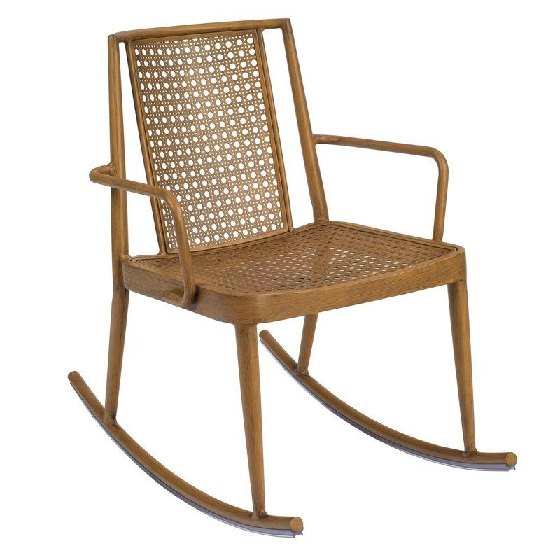 Parc Rocking Chair With Images Outdoor Rocking Chairs