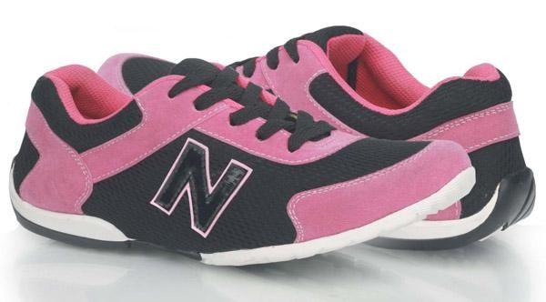 Jual Sepatu Olahraga Wanita Cewek New Balance Replika Murah Gros