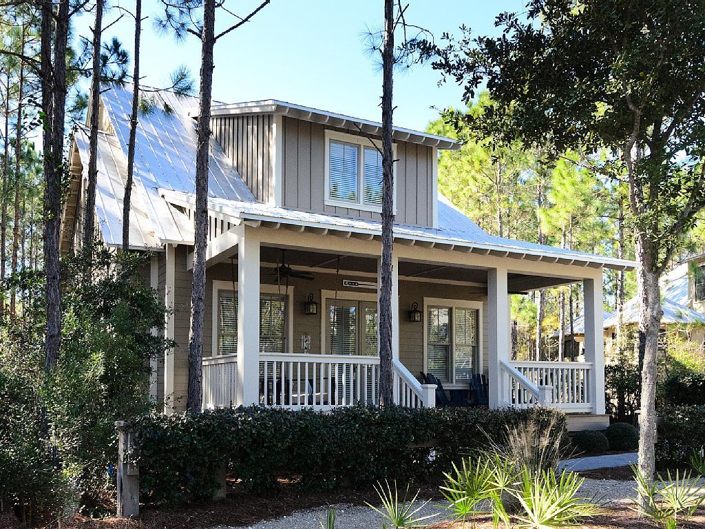 House Vacation Rental In Forest District Seaside Fl Usa From