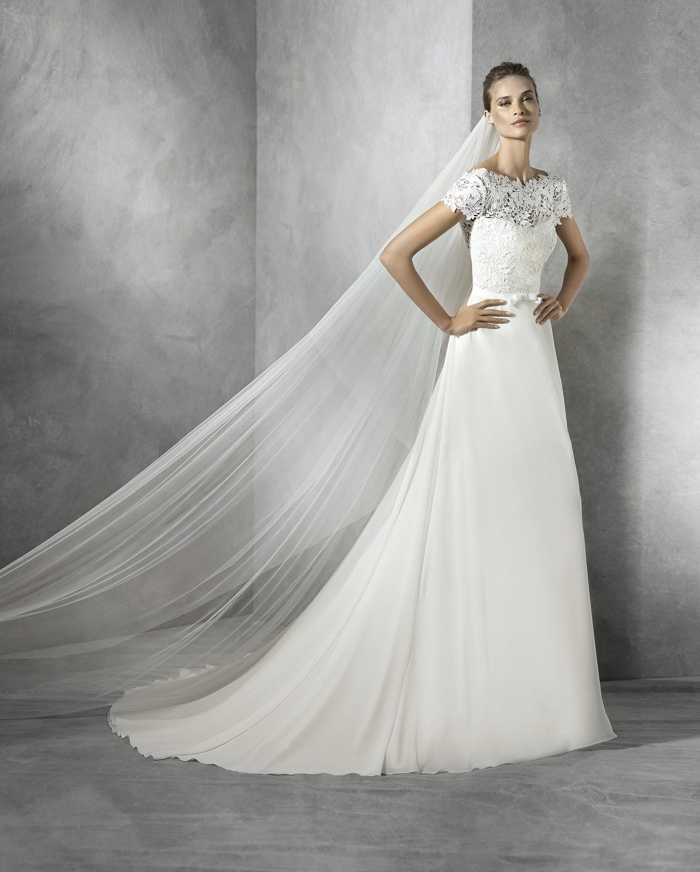 Pronovias Wedding Dresses - Style Tanay [Tanay] - $1,650.00 ...