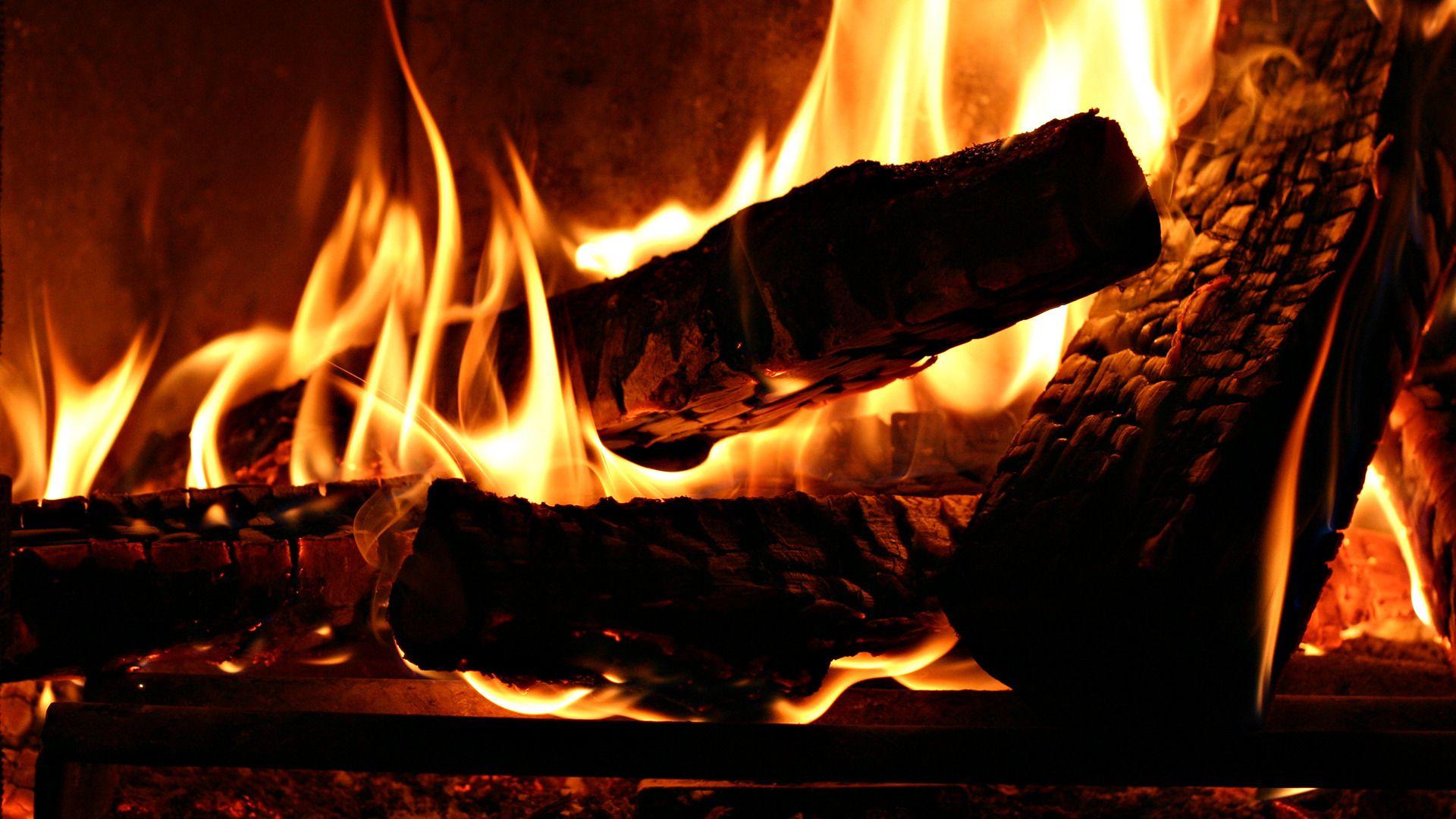 Fireplace Wallpaper 24632 1920x1080 px ~ HDWallSource.   I Love Fireplaces   Wallpaper fireplace ...