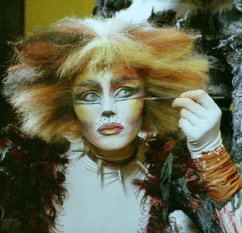 Cats Broadway Makeup Cat Makeup Cats The Musical Costume Cats Musical