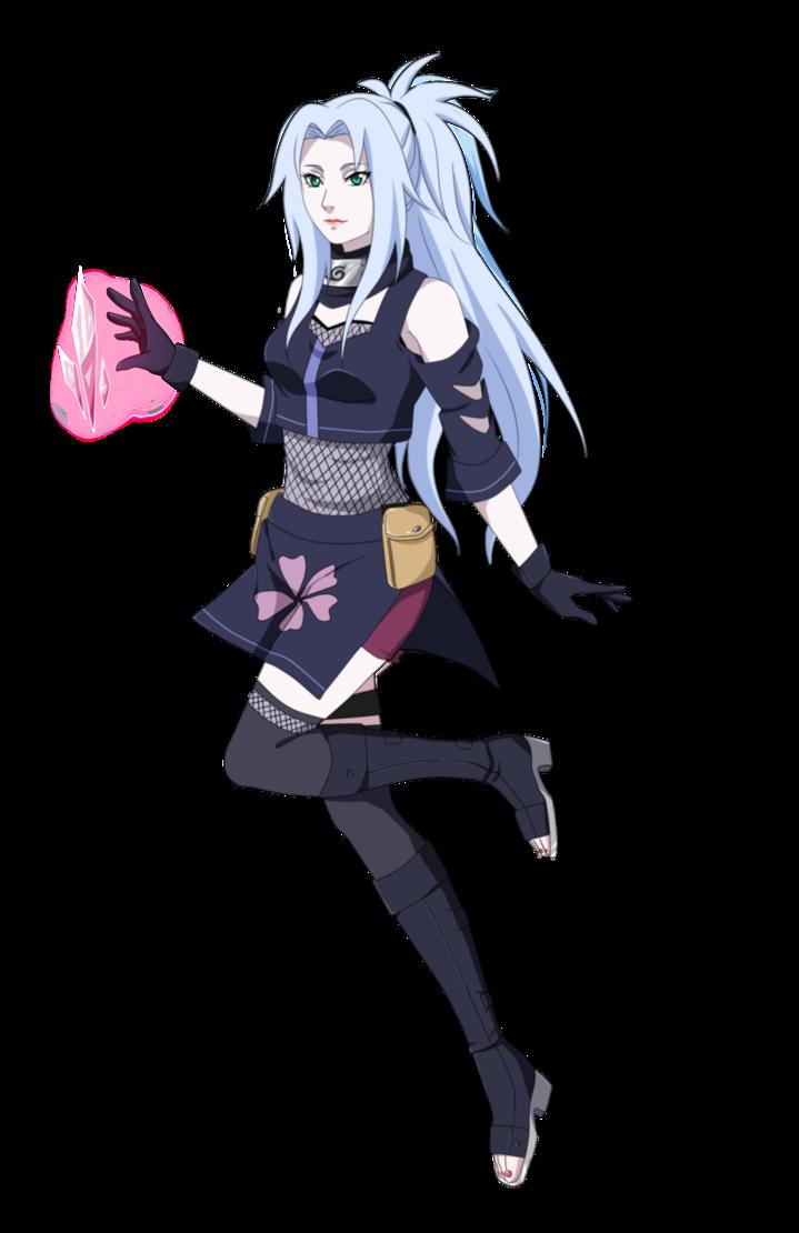 Mikura By Whiterabbit20 Anime Ninja Ninja Girl Naruto Girls