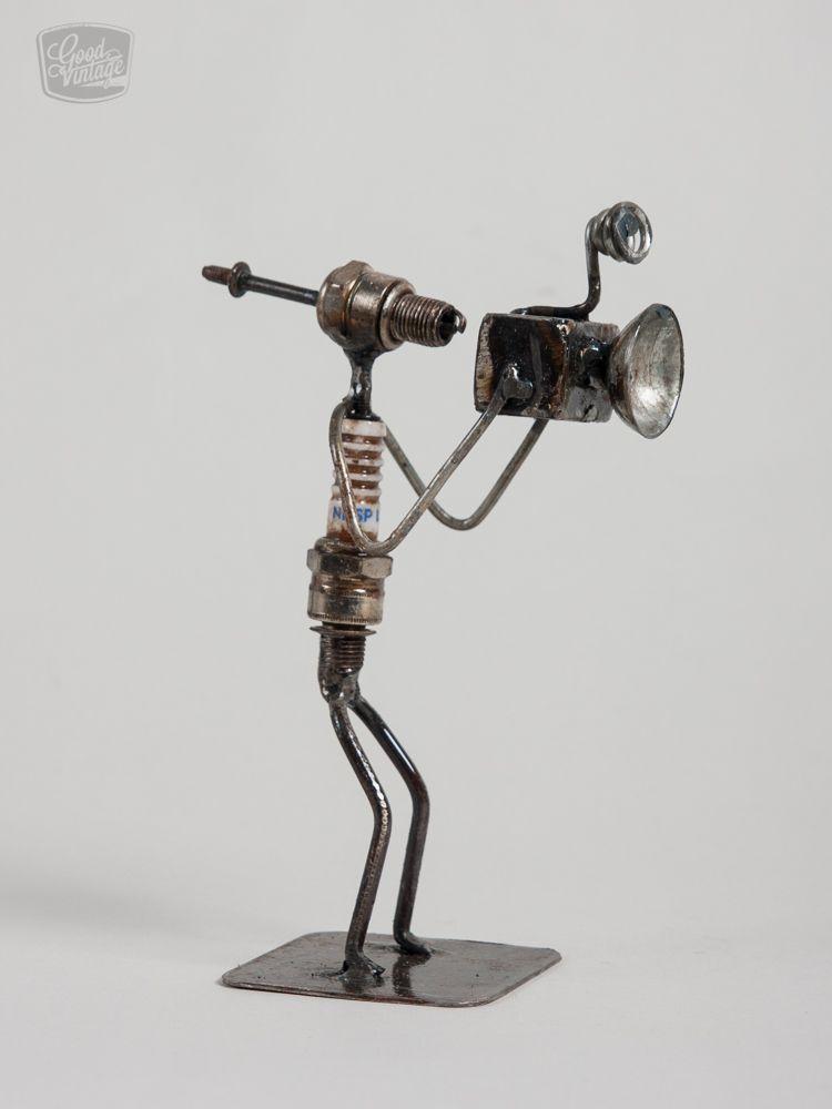für fotografen - so geht's ;-)   metallfiguren   pinterest, Garten ideen gestaltung