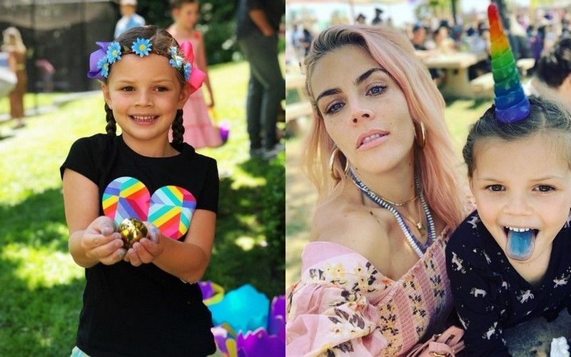 Actress Busy Philipps Family Daughters Husband Sister
