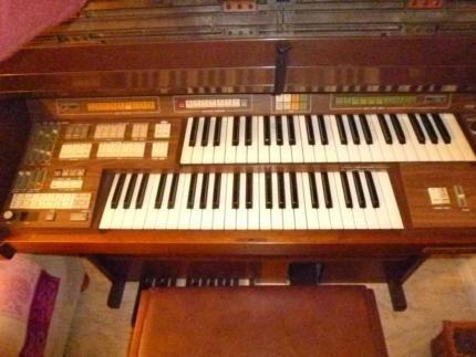 Orgel ELKA in BadenWürttemberg Freiburg
