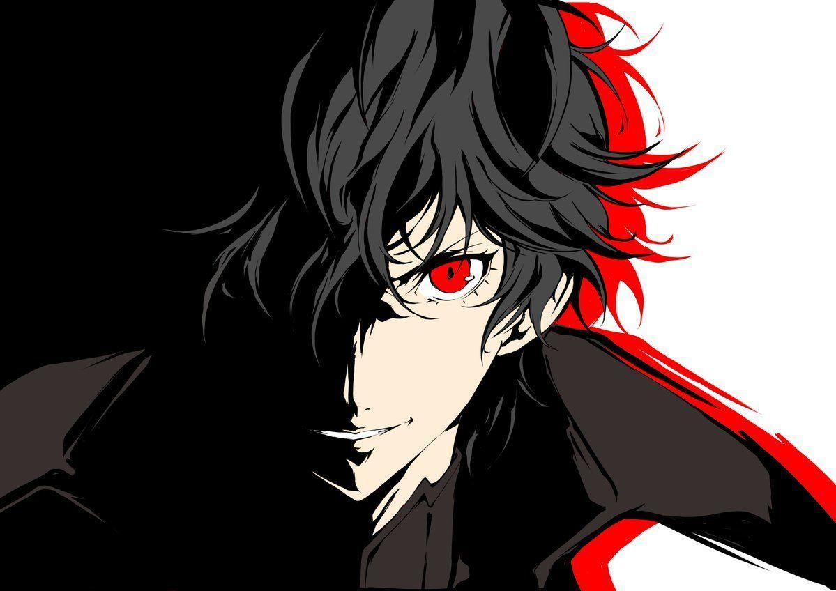 Persona 5 The Animation Phantom Thieves Of Hearts Joker Persona 5 Joker Persona 5 Persona Five
