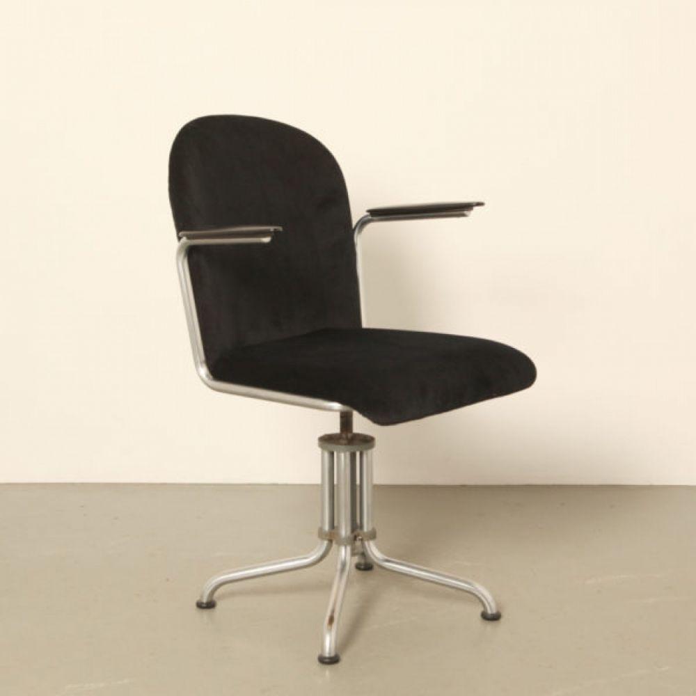 president office chair gispen. Model 356 Office Chair By W. Gispen For Gispen, 1930s President I