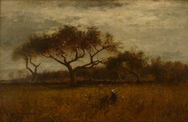 Robert Swain Gifford, Indian Summer (1879)