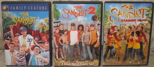 the sandlot trilogy the sandlot the sandlot 2 the sandlot rh pinterest com