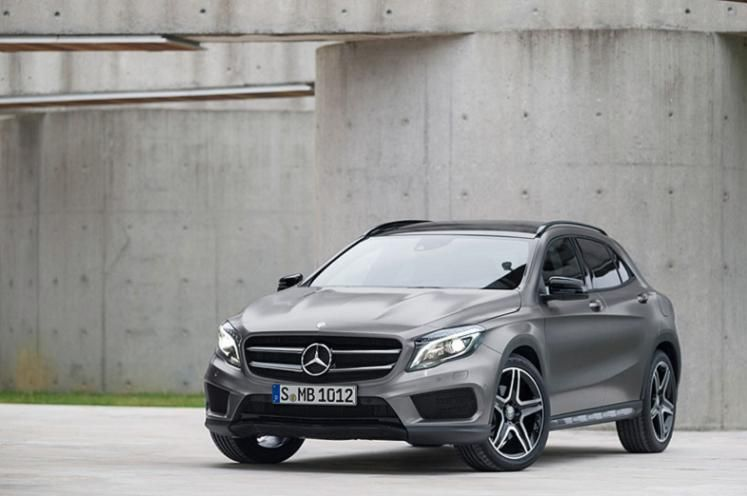 2017 Mercedes Benz Gla Concept And Cost Http World Wide Web