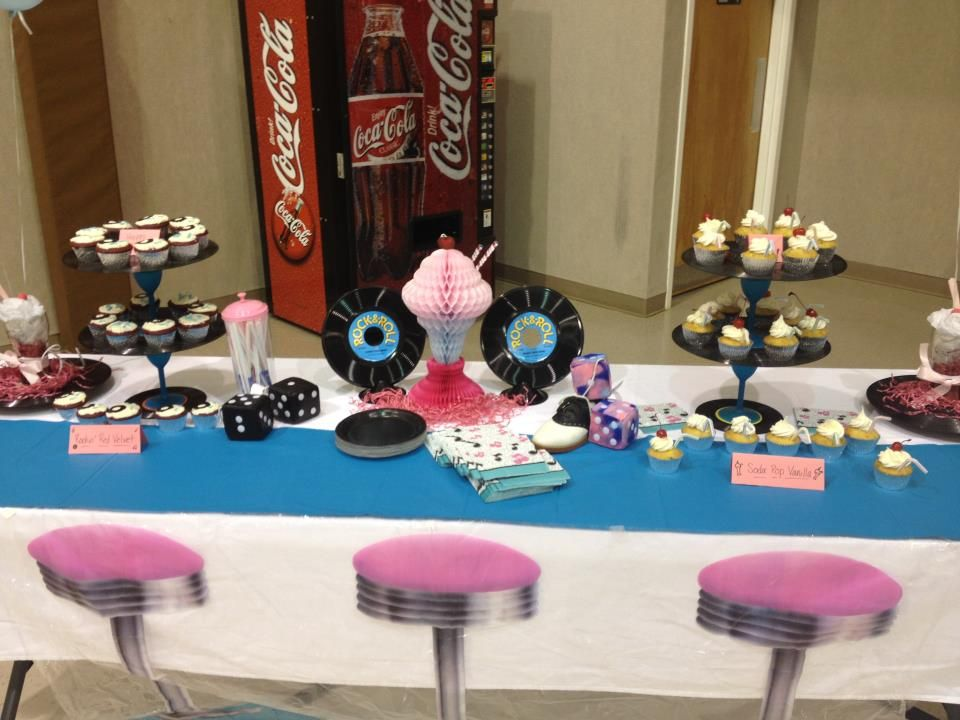 50s wedding theme ideas | ... ! They would be a perfect addition to