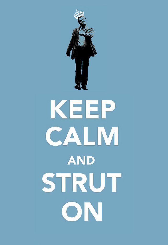 leo strut