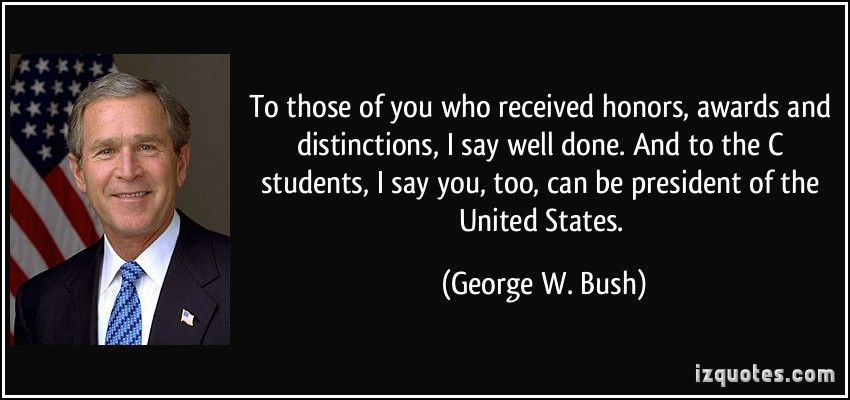 George W Bush President Quotes Bush Quotes Academic Writing Services