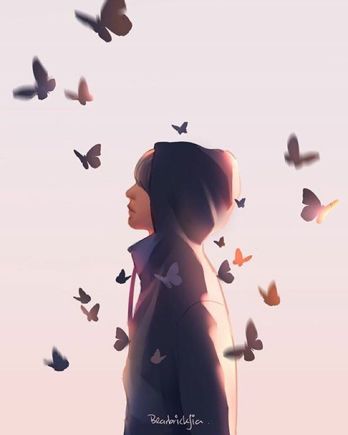 Photo of B E A R B R I C K J I A – Butterfly
