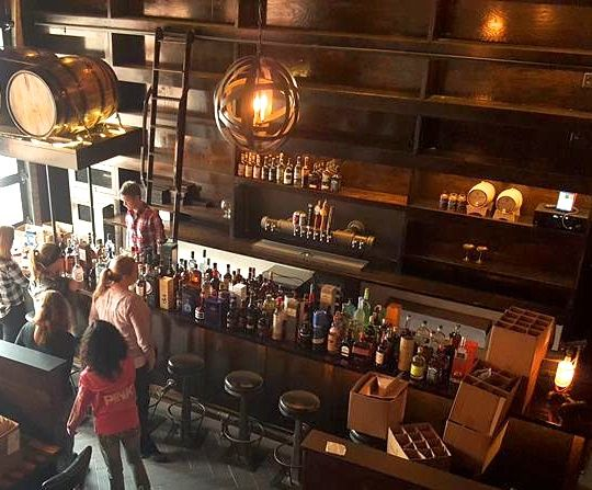 Www Tappedbeer Com We Created Custom 10 Tap Wall Mounted Draft System And Custom Drip Trays For Volstead House Whiskey Bar And Beer Custom Whiskey Bar Wine Bar