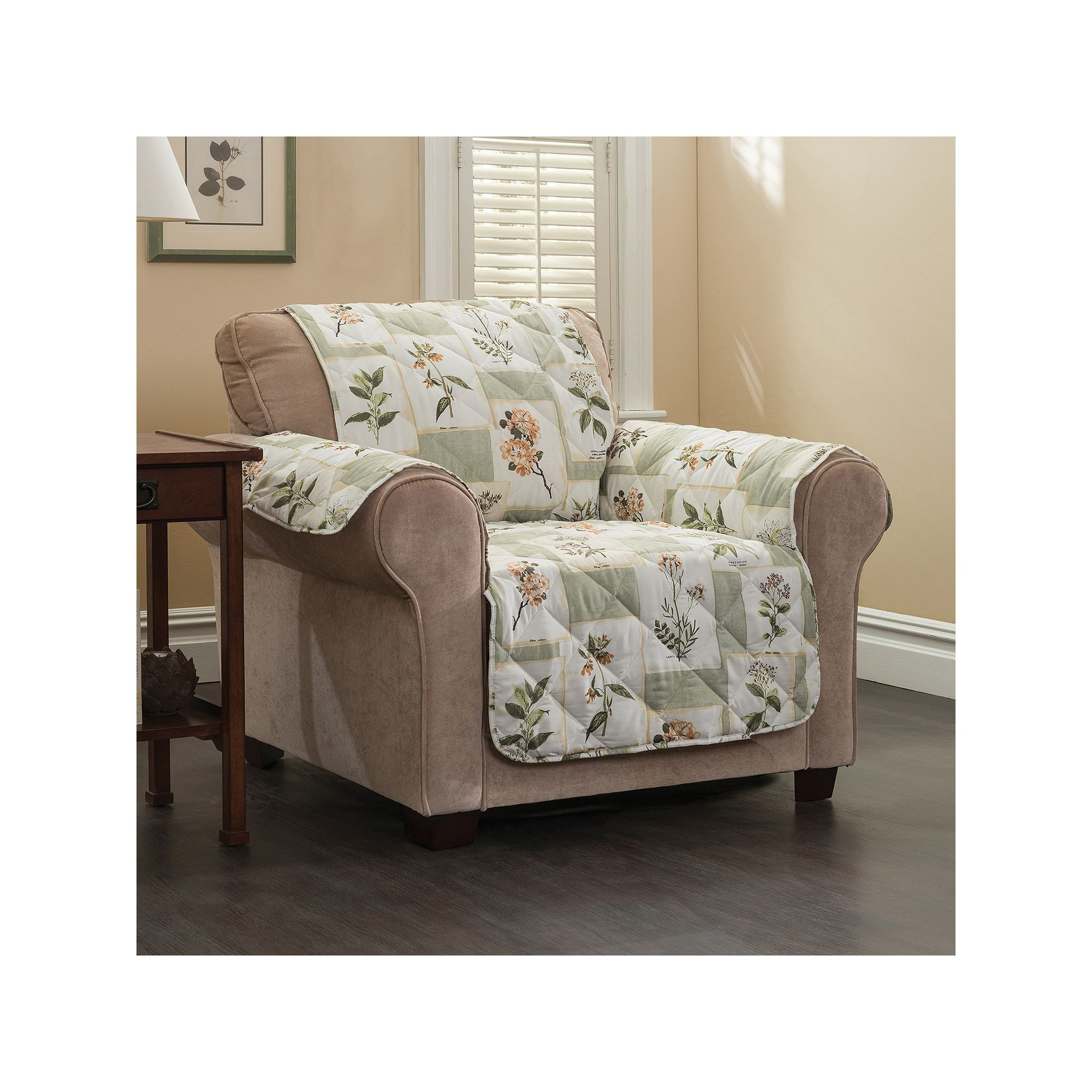 Innovative Textile Solutions Botanical Furniture Protector, Green