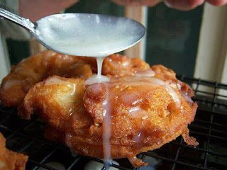 The Crazy Moore Family: Apple Fritters