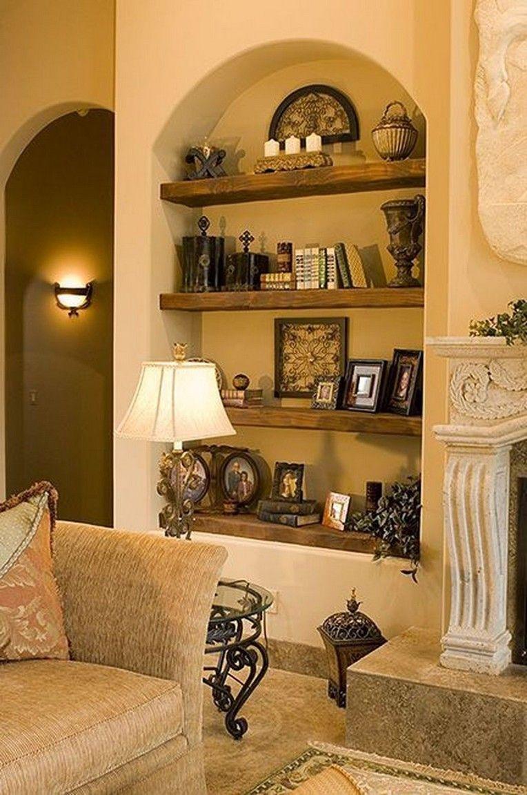 40 Classy Tuscan Home Decor Ideas You Will Love Tuscan House Tuscan Decorating Home Decor