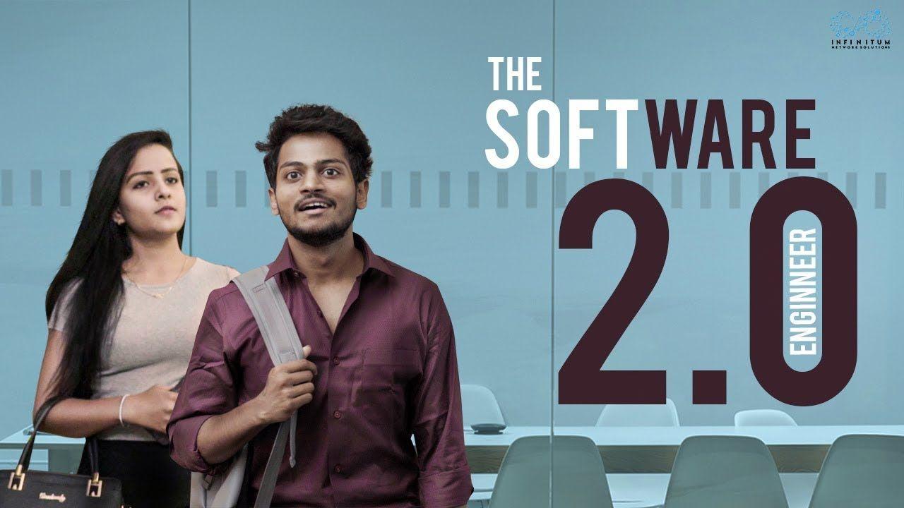 Short Films Telugu The Software Engineer 2 0 Shanmukh Jaswanth Vaishnavi Chaitanya Jhakaas Short Film Software Engineer Software
