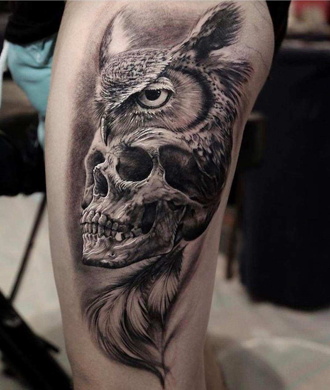 Photo of Tattoo by Alex Bruz