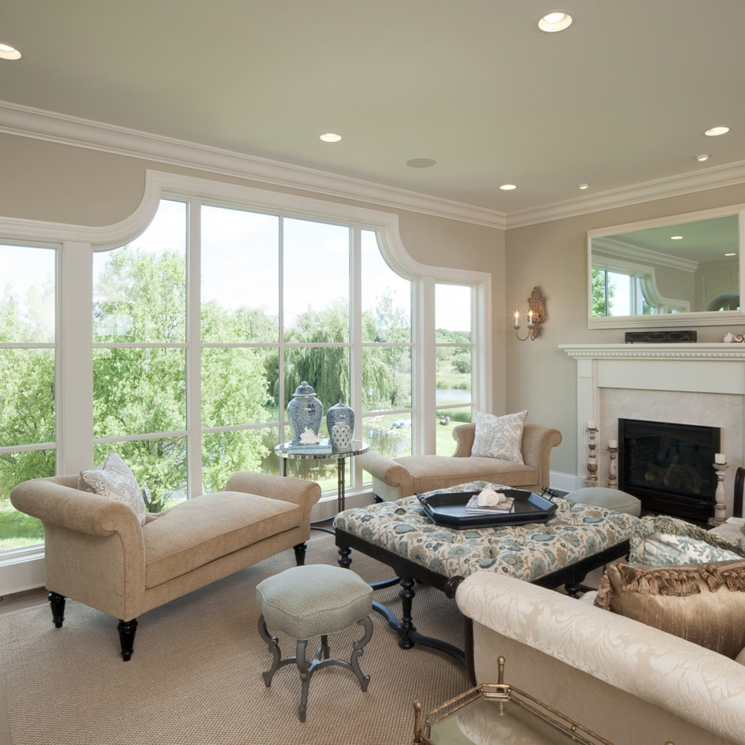 Luxury Home Country Style Living Room Beige Living Rooms Living Room Lounge