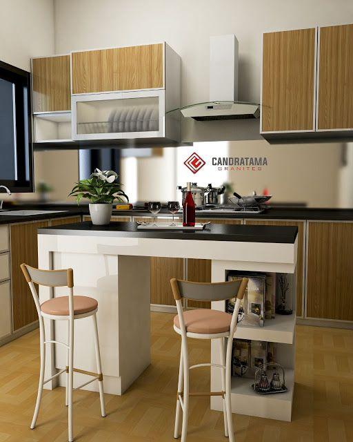 pembuatan kitchen set minimalis madiun ponorogo