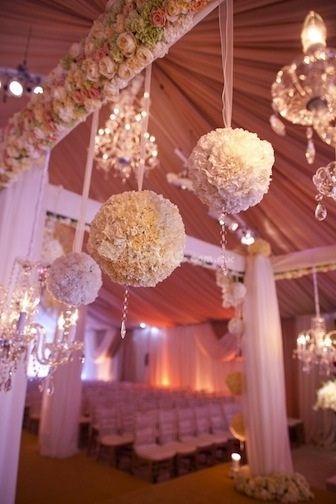 Arreglos de flores de boda