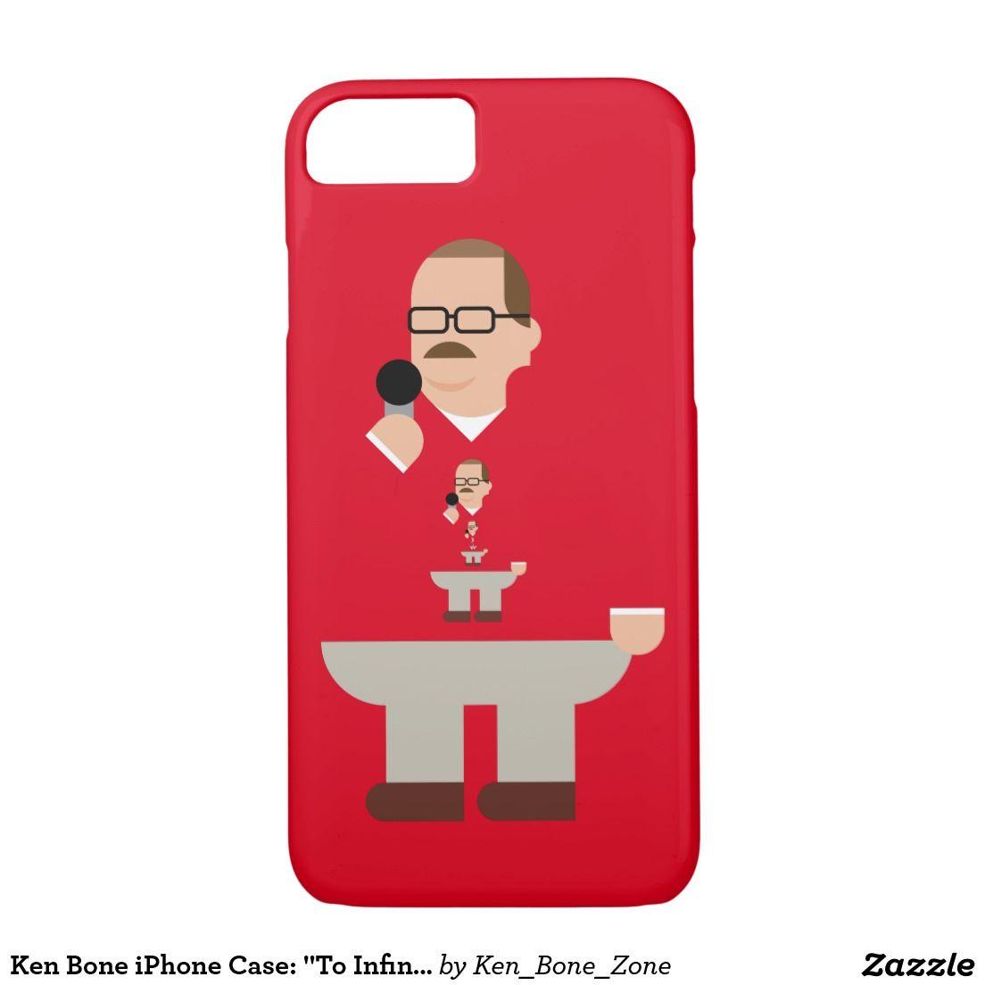 "Ken Bone iPhone Case: ""To Infinity and BONE"" LOL"