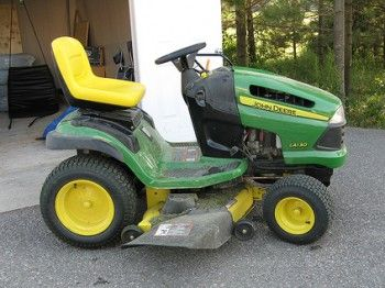 Maintenance Tips For Your Lawn Tractor Lawn Mower Repair Lawn