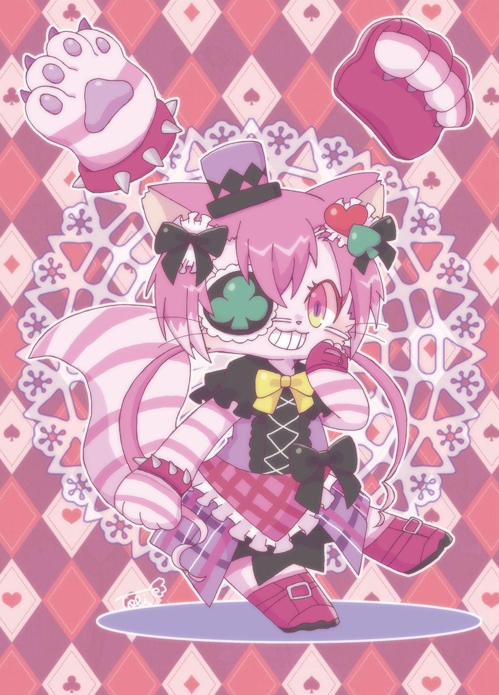 Pin by Puggo on CAT BUSTERS Anime, Neko, Furry