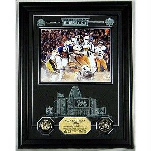 The #Pittsburgh #Steelers #Jack #Lambert Hof Archival Etched Glass Photomint