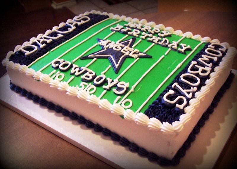 dallas cowboys cake Cakes Pinterest Dallas cowboys cake