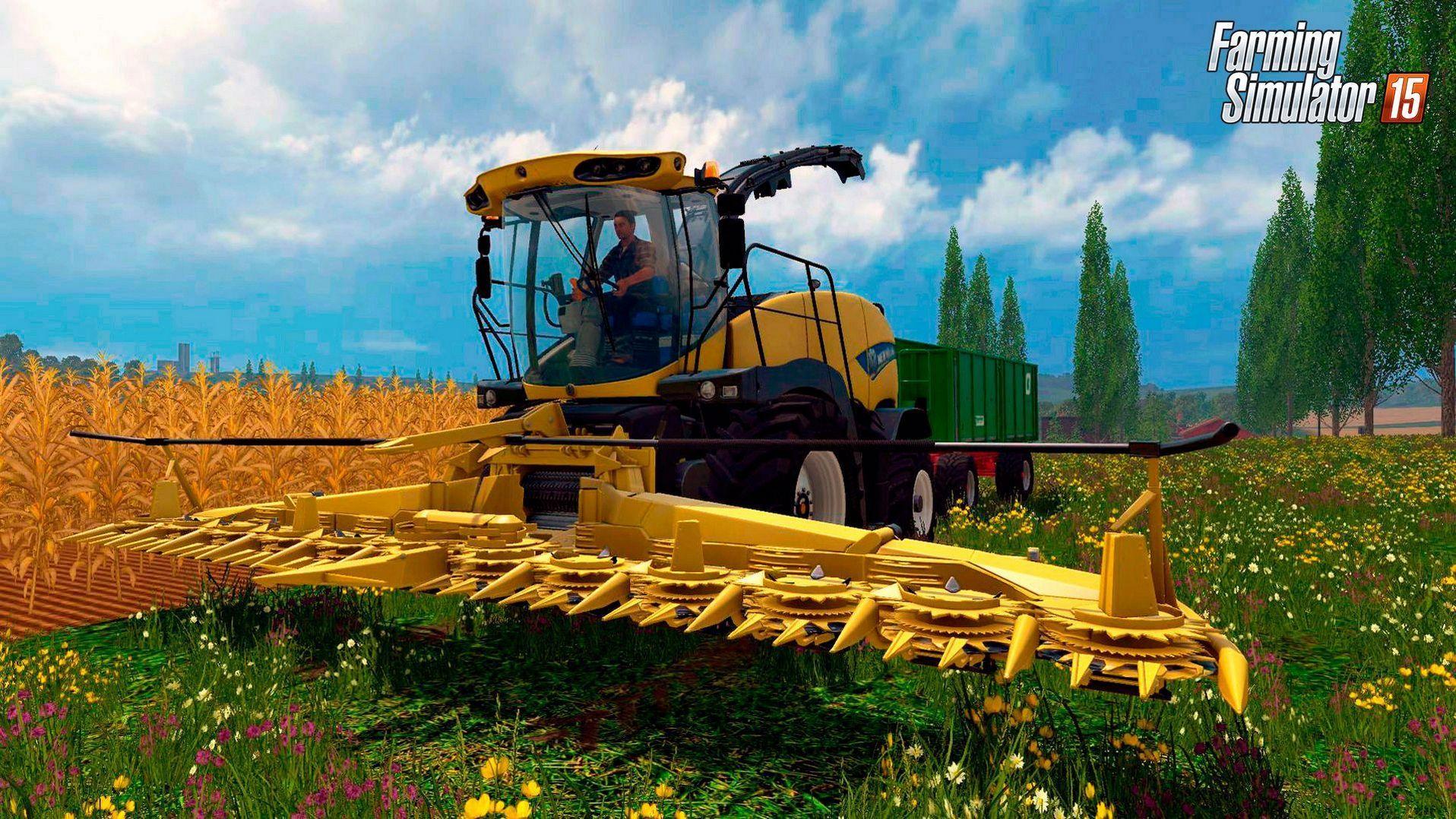 Llega La Segunda Expansión De Farming Simulator 15 Expansion
