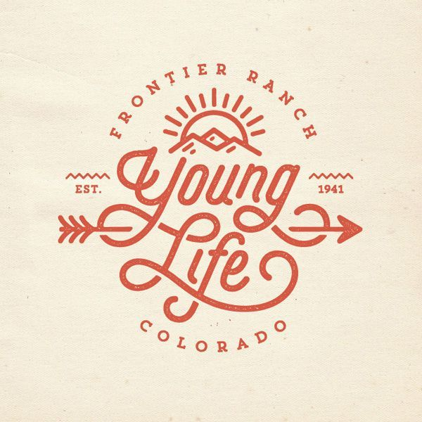Young life by sunday lounge calligraphy inspiration